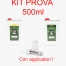 Ultra Ever Dry kit prova